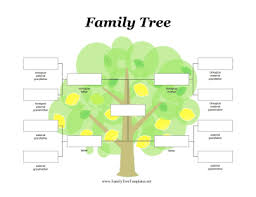 famiy tree two fathers adoptive family tree template