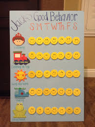 Behavior Sticker Chart For 3 Year Old Behavior Board Chore Chart Etsy Shop Funhappymom Worked So