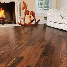 trillium imperial walnut acacia select grade prefinished uniclic engineered hardwood flooring 55138 canada