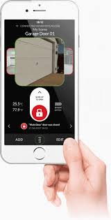 open garage door with iphoneGogogate2  Open close and monitor your garage Anywhere Anytime