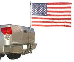 fan pole. fanpole truck flagpole box fan pole