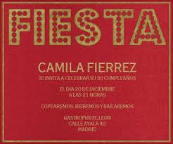 Invitaciones Fiesta Invitaciones De Navidad La Belle Carte