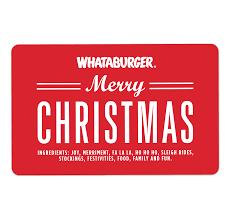 Gift Cards For Christmas Merry Christmas Gift Card