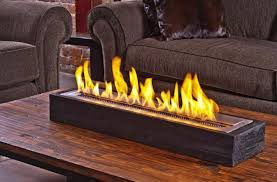 tabletop electric fireplace