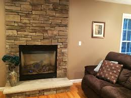 Home Design:Beautiful Concept Stone Fireplaces To Ceiling More Luxurious  Than 5 Best Concept Stone