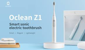 <b>Oclean Z1 Smart LED</b> Electric Toothbrush Adult IPX7 Waterproof ...