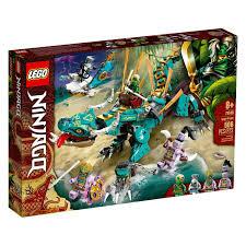 LEGO® NINJAGO - Jungle Dragon 71746