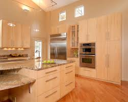 Small Picture Maple Cabinet Kitchen Houzz