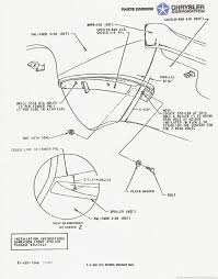 1965 Plymouth Barracuda Wiring Diagram