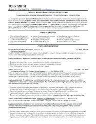 Sample Resume General Manager Enchanting General Manager Curriculum Vitae Template Resume Templates Regional