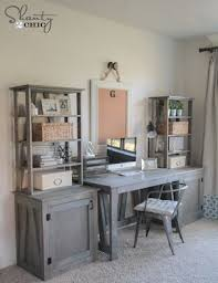 do it yourself office desk. A DIY Desk By Window Do It Yourself Office