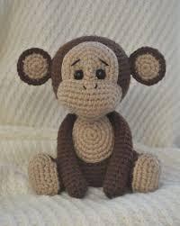 Crochet Monkey Pattern