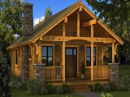 Small Log Cabin Homes Plans, one story cabin plans - mexzhouse.