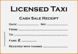 Taxi Receipt Template Malaysia The 14 Common Stereotypes Invoice And Resume Template Ideas