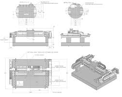 Bridge Bearing Design Guide A 351 Mgs Gantry System With Linear Motors