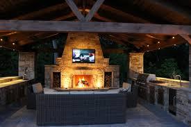 Outdoor Kitchen And Fireplace Designs Kitchen Decor Design Ideas - Outdoor kitchen omaha