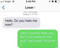 17 Ex Text Responses That Are As Legendary As They Are Savage