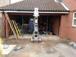 rsj lintel installed