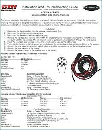 6 terminal ignition switch wiring ignition switch pollak ignition Ignition Starter Switch Wiring Diagram 6 terminal ignition switch wiring mercury outboard wiring harness pollak ignition switch 6 terminal wiring diagram
