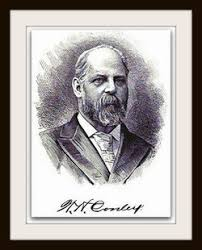 William Henry Conley (1840-1897) - Find A Grave Memorial