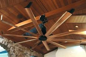 rustic outdoor ceiling fan big fans large industrial contemporary best