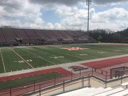 Yager Stadium Section 6 Row 11 Seat 12 Miami Redhawks