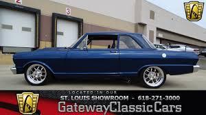 All Chevy chevy classic cars : 7228 1964 Chevrolet Chevy II Nova - Gateway Classic Cars of St ...