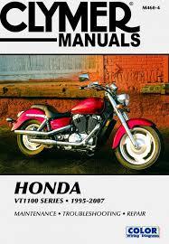 honda vt1100 shadow series motorcycle 1995 2007 service repair manual