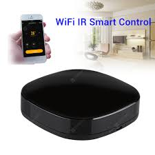 Universal Intelligent Smart Remote Controller WIFI IR Switch Smart ...