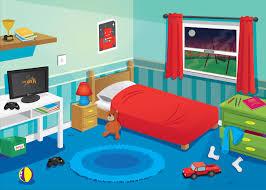 boys bedroom clipart.  Bedroom To Boys Bedroom Clipart M