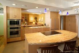 High Quality 01, Modern Light Wood Kitchen Images