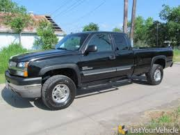 2004 Chevrolet Silverado 2500hd Ls Extended Cab Archived Freerevs Com Used Cars And Trucks For Sale Free Car Ad 70029412