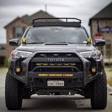 Grille Lights For 2014 2020 Toyota 4runner Runnin 4 Tacos
