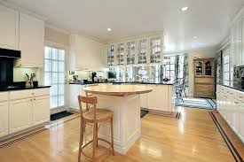 white kitchen light wood floor. Fine White White Kitchen Light Hardwood Floors Modern Wood Flooring With  Sided Design In For White Kitchen Light Wood Floor