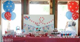 airplane first birthday party ideas and