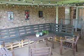 outdoor deck furniture ideas pallet home. How To Construct An Outdoor Wooden Pallet Couch Deck Furniture Ideas Home