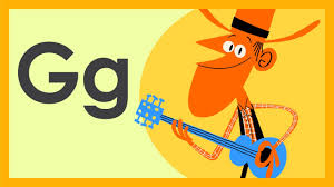 the letter g song by abcmouse you