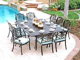 cast aluminum patio dining sets clearance 4 person luxury furniture conversation the