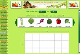 7 vegetable garden planner for better gardening the self vegetable garden plot layout