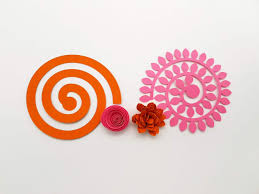 If the petals are not formed and created spaces between the layers, the flower is flat. Free Rolled Paper Flower Svg With Fun Craft Tutorial