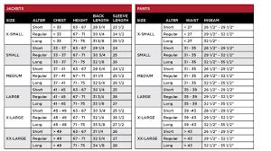 Usmc Dress Blues Size Chart 46 Curious Drifire Size Chart