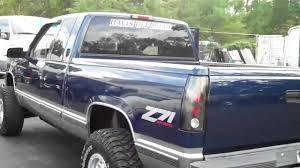 1998 Chevy Silverado 1500 4x4 - YouTube