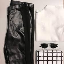 kirna zabete pants kirna zabete for target faux leather leggings