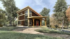 a frame house plans free small post and beam cabins small timber frame cabin plans