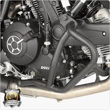 givi tn7407 engine guard for ducati scrambler icon 800 ducati