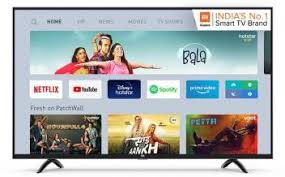 <b>Mi</b> 4A Pro 108 cm (43) Full HD <b>LED Smart</b> Android TV With Google ...