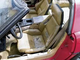 0512vet 02z 1987 chevrolet corvette interior seat