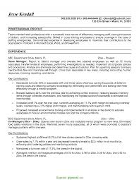 Store Resume Examples Newest Grocery Store Management Resume Examples Retail Management 26