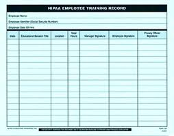 Training Tracking Template Training Template Quality Management Plan Template Project