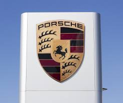 porsche logo black background. the porsche logo explained black background